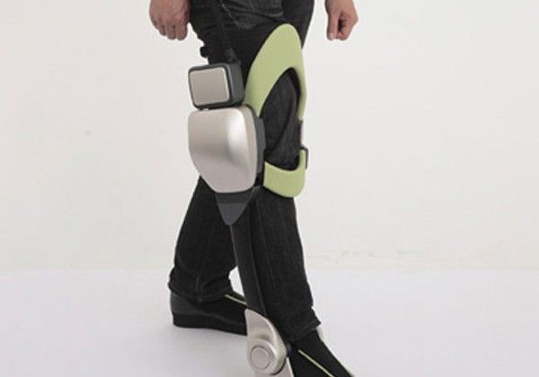 Toyota medical robots give the ill a leg up