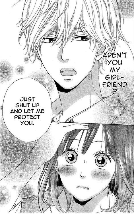 ookami shoujo to kuro ouji. Love this manga and now it's an anime!!