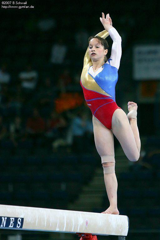 Dementieva Anna - Uneven Bars - Russian Championships 2009