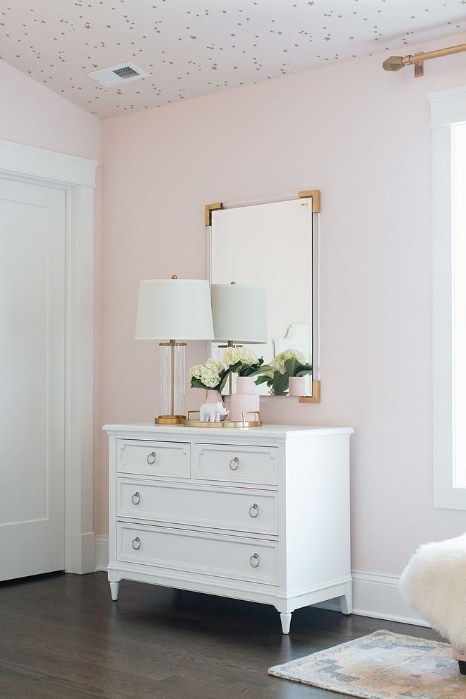 Blush Paint Color Wild Aster By Benjamin Moore Blush Pink Light