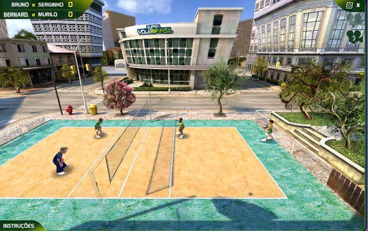 http://www.oyunzamani.org/3d-gercek-voleybol-oyna.html 3D Gerçek Voleybol Oyunu Oyna ile, şehrin en gözde caddesinde, kent voleybolunun tadını çıkartacaksınız. Oyun Zamanı oyuncuları olarak sizlerin beğenisine sunduğumuz, kent voleybolu, oyun zevki açısından son derece güzel hazırlanmış kaliteli 3D oyundur. Şehrin sizin için ayrılmış bölümünde 3D Kent Voleybolu tadını yaşamak istiyorsanız buyrun.
