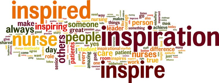 a special chat using #inspireNMW combining midwives and nurses views on inspiration for International day of the two roles