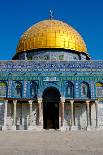 Dome of the Rock, Jerusalem (Israel & the Palestinian Territories). http://www.lonelyplanet.com/israel-and-the-palestinian-territories/jerusalem/sights/landmarks-monuments/dome-rock