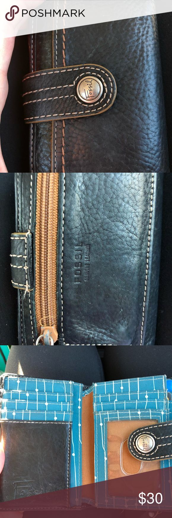 Fossil wallet Fossil wallet Fossil Bags Wallets