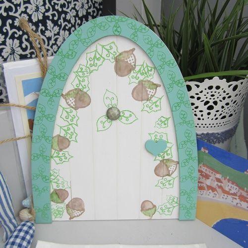 Product | Acorn Fairy Door | Henry, Oscar and Me