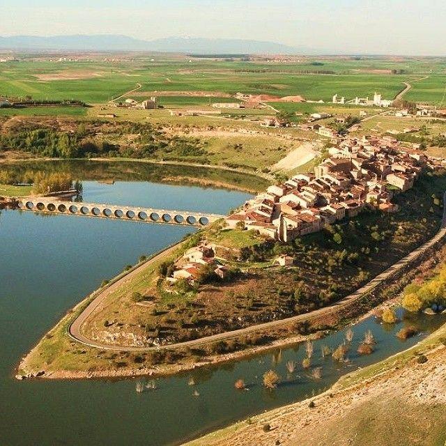 Maderuelo.-7 rincones curiosos de la provincia de Segovia (España)