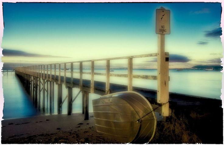 Set of 3 - Fine Art Print 8x10 -  Australian Landscape Series - Sorrento Pier