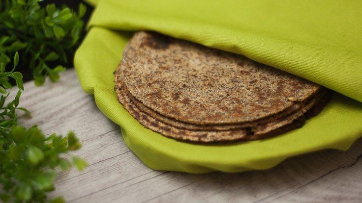 Nachgekocht: Diesmal gibt es Tortillas von Ketodietapp.com. Sie sind kohlenhydratarm, vegan und auch noch glutenfrei. Das spricht doch für sich.