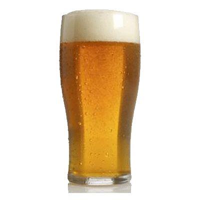 Groot decoratie bord biertje/geprinte foto. Een groot decoratie bord van een biertje die ter decoratie neergezet of opgehangen kan worden. Dit grote decoratieve bier bord van karton is ongeveer 182 cm groot en kan zelfstandig staan door middel van een achter steun.