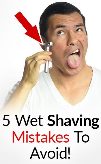 5 Wet Shaving Mistakes To Avoid | How To Shave With Safety and Straight Razors