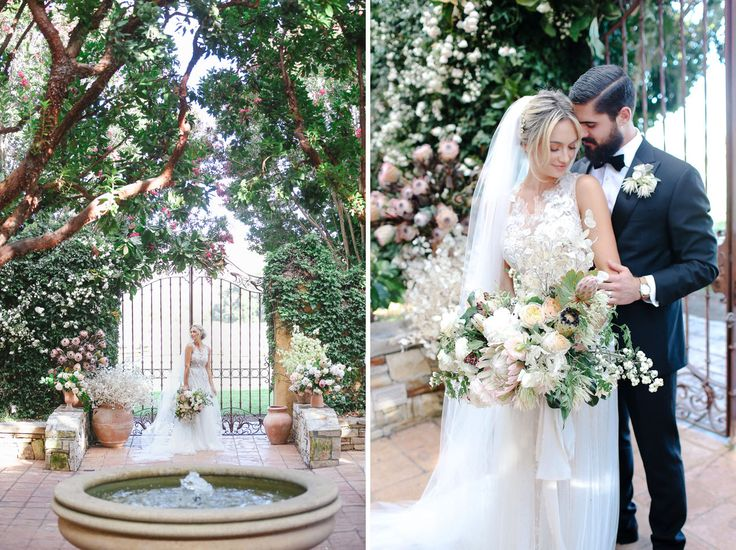 Old World Hacienda Inspiration from Santa Lucia Preserve.  Julie Cahill Photography