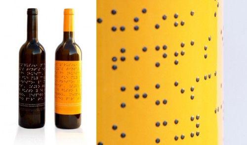 Lazarus Wine...blind friendly