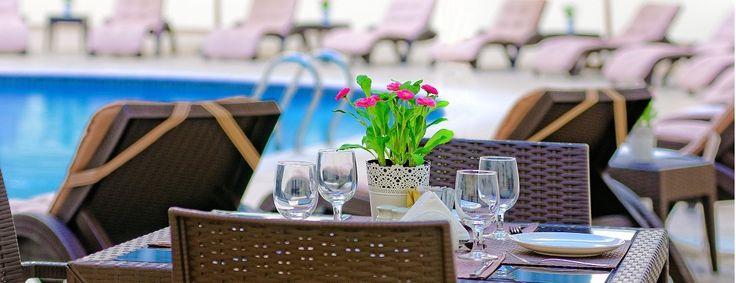 Dubai marina hotel apartments
