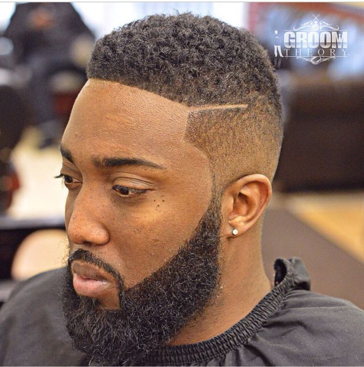 Courts cheveux hommes
