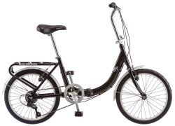 Are you looking for a fantastic folding bike that's the perfect solution for commuting? If so, look no further than the Schwinn 20-inch loop folding bike.