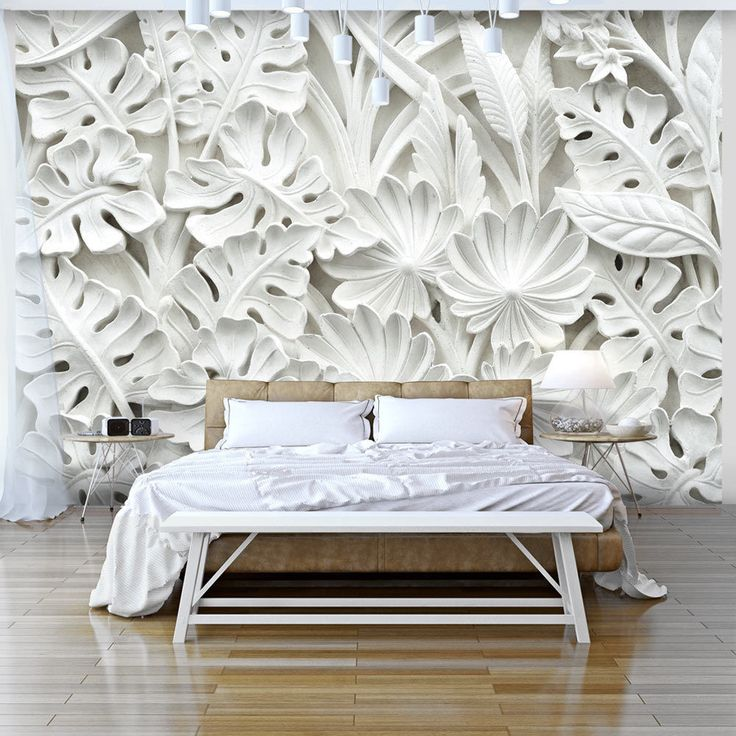 Best 25 3d wallpaper ideas on pinterest 3d wallpaper for Decoration murale ginkgo
