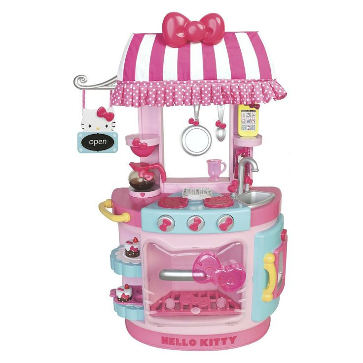 Hello Kitty Kitchen Caf�