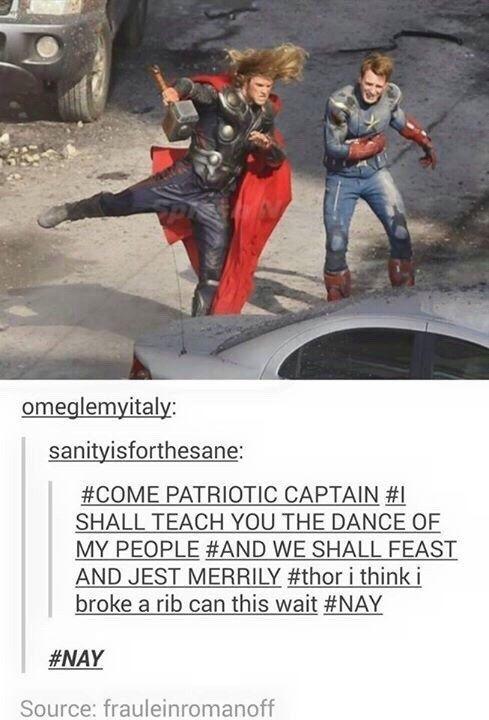 37 Funny Memes & Posts For The Marvel Freaks   Funny Tumblr Memes