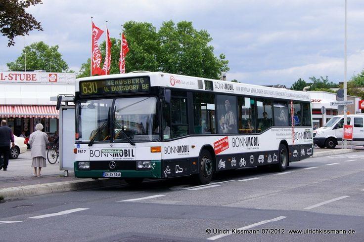 Bonn, Germany (Tannenbusch Mitte)