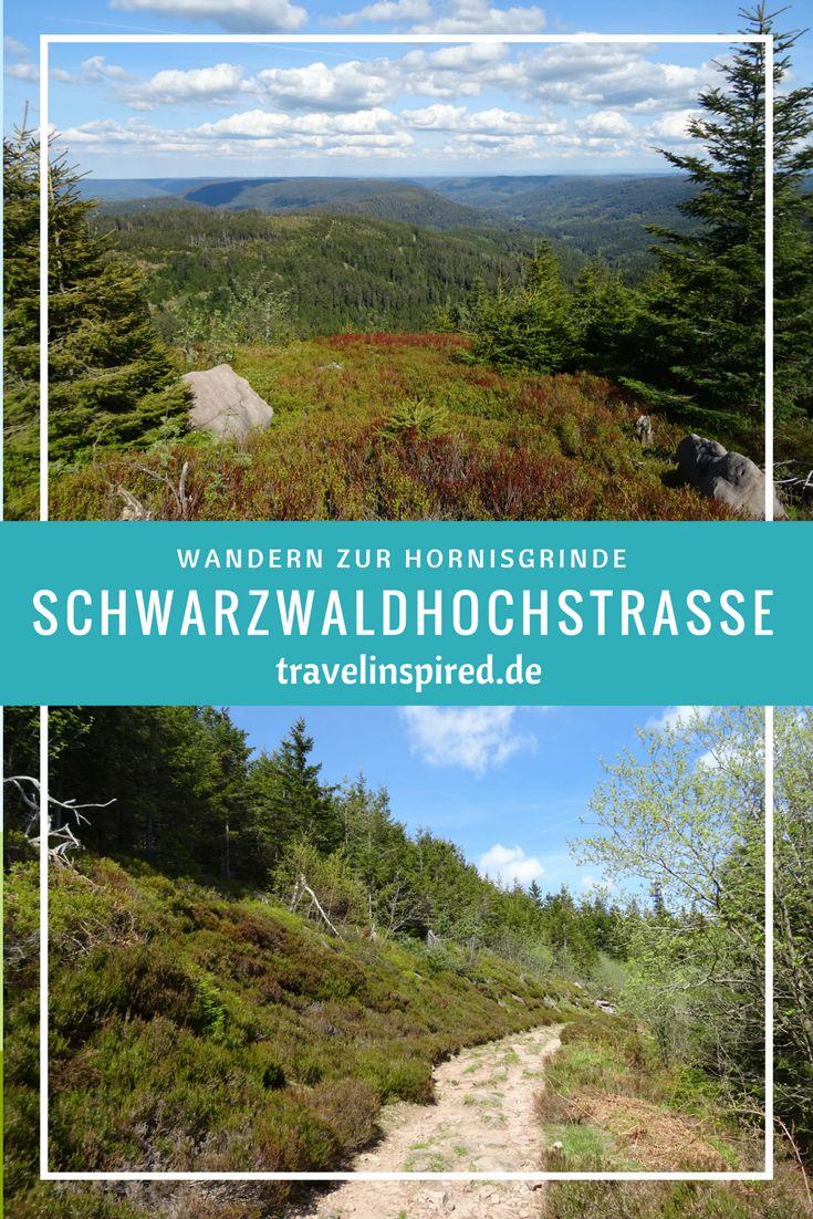 Von der Hornisgrinde, dem höchsten Berg im Nord Schwarzwald hast du eine herrliche Aussicht über den Schwarzwald und die Rheinebene bis hin zu den französischen Vogesen! Highlight an der Schwarzwaldhochstraße!