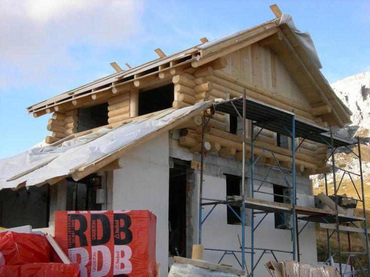 Oltre 20 migliori idee su case in legno su pinterest for Case in legno griffner