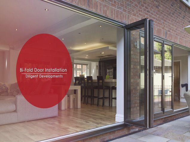 Best 25 bi fold doors ideas on pinterest bifold - How much are bifold exterior doors ...
