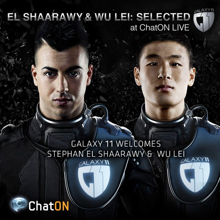 [ChatON LIVEpartner GALAXY11] Wu Lei and El Shaarawy : Selected /  The Aliens have challenged Earth to an ultimate football game. China's ultra-agile mid fielder, Wu Lei and Italian power-house, Stephan El Shaarawy have been recruited to fight for the Earth. Stay tuned at GALAXY11 of the ChatON LIVEpartner to keep up with the ultimate football match.에어리언에 대항할 4번째 선수로 중국 날쌘돌이 미드필더 우레이 선수, 5번째 선수로 엘 샤라위가 GALAXY11에 합류하여 지구를 건 시합에 참가합니다! ChatON LIVEpartner GALAXY11에서 인류의 존망을 건 축구 시합 소식을 계속…