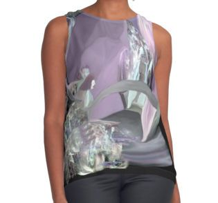 'Watching The Fairy Queen's Court' Contrast Tank available at http://www.redbubble.com/people/chrisjoy/works/2476465-watching-the-fairy-queen-s-court