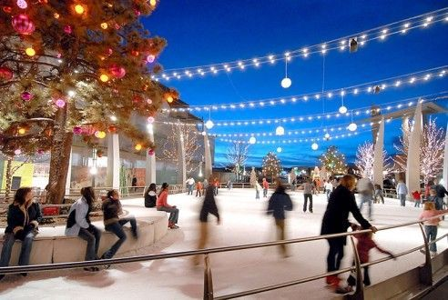 Free in Denver this winter: from holiday parades to ice skating, Denver offers many free activities in winter.