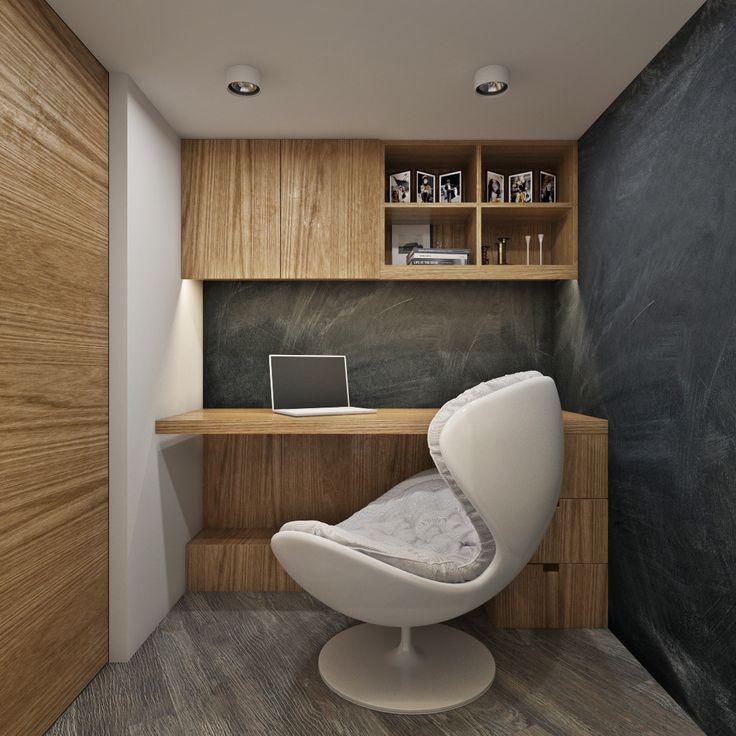 Двухуровневая квартира-студия на ул. Державина