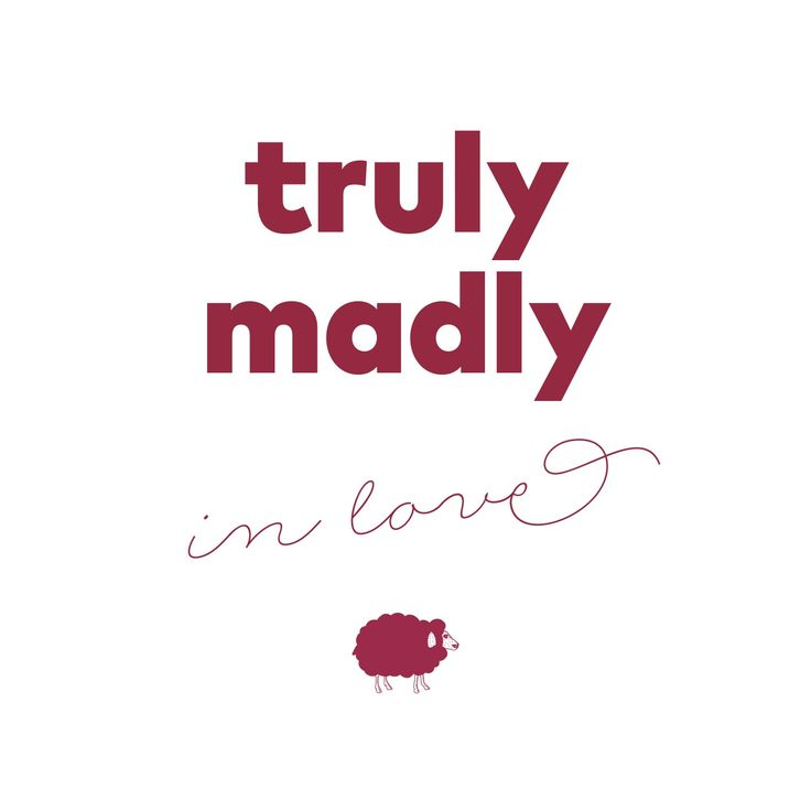 Truly Madly in Love #babyquotes #mymamaproject #gianlisa #mymamabag http://gianlisa.com/mymama-shop/