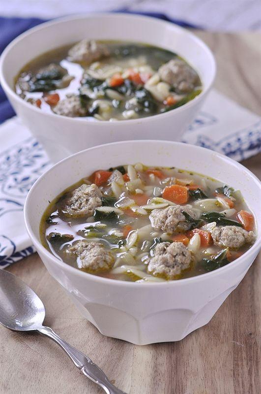 Italian Weddng Soup Recipe
