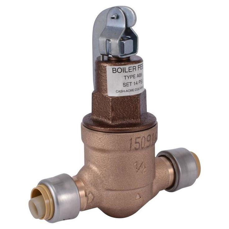 Sharkbite Radiant Heating Boiler Relief Valve 25521z In 2020 Radiant Heat Relief Valve Boiler