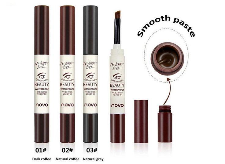 Long Lasting Cosmetic Waterproof Eyebrow Pencil