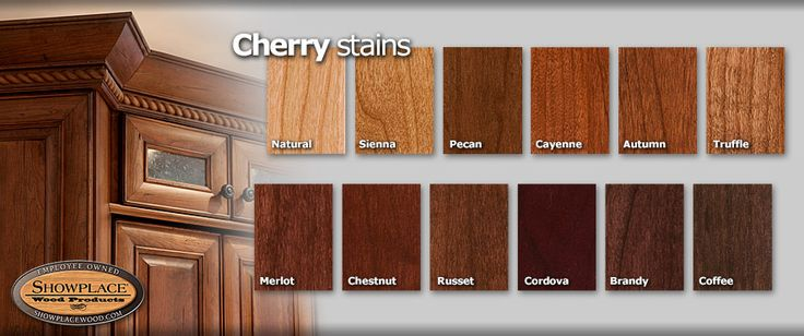 Cabinet Woods And Finishes From Showplace Cherry Merlot Or Chestnut Condo Remodel