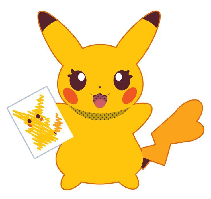 Best 20 female pikachu ideas on pinterest best eevee evolution female pokemon trainers and - Pokemon famille pikachu ...