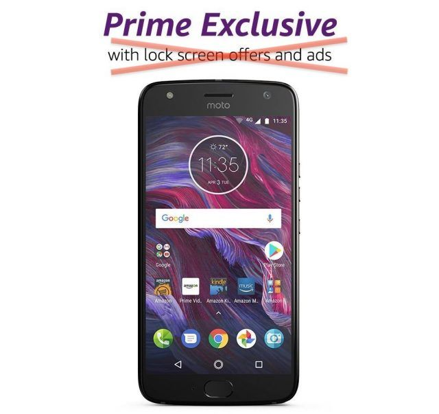 Amazon Prime exclusive Android phones are ditching their lockscreen ads and raising prices