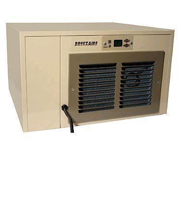 Breezaire WKCE-2200 Compact Wine Cellar Cooling Unit with Digital Temperatue Dis by Breezaire. $849.99. The BREEZAIRE WKCE Series cooling units are made to be installed in cabinets and credenzas. Large, easy to read, green LED display.. WKCE series cooling units are not rated for specified number of cubic feet.. Power outage protection, which delays unit start up after power outages.. Controls temperature by enclosure air sensors or optional bottle prob. 2 200 BTU S...