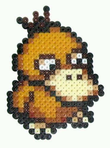 perler beads enton pokemon