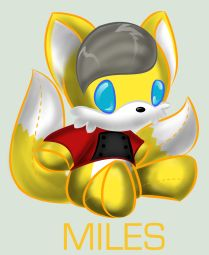Plushie Collection: Miles by WingedHippocampus on deviantART