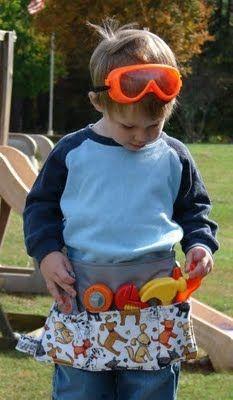 Kids tool belt.