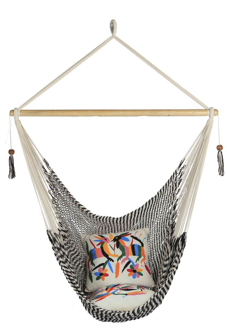 Hammock Chair - Zebra from The Stylish Camping Company