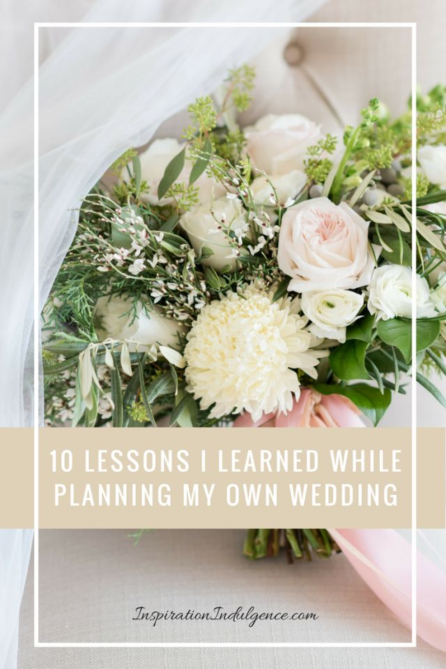 Sharing the insight I have learned while planning my own wedding!