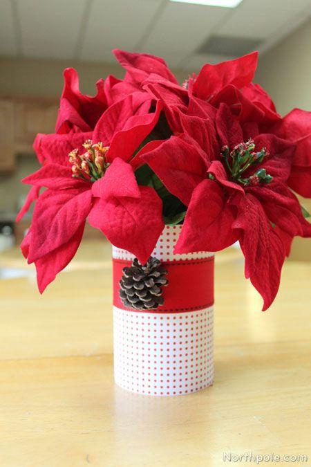 Christmas Centerpiece Craft Ideas