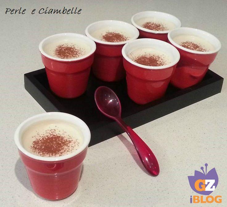 La crema al caffè: golosa, facile e veloce! Ideale come dessert!