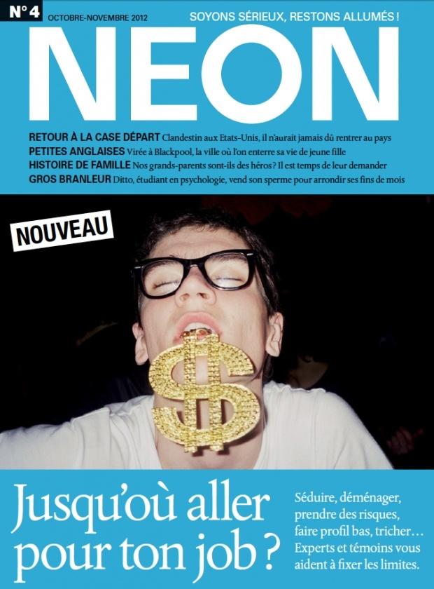 NEON n°4 - octobre/novembre 2012