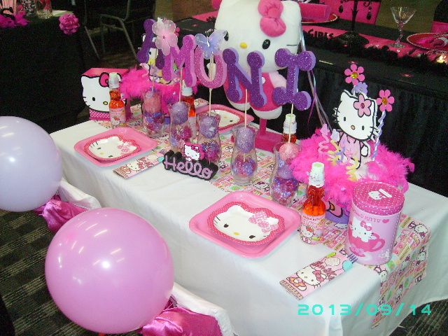 253 best Hello Kitty Party Ideas images on Pinterest Birthday