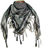 Tapp Collections ™ Premium Shemagh Head cuello bufanda