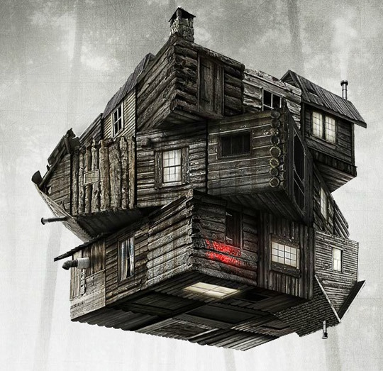 Hey, it's a rubix cube! If you fix it right it'll actually look like a house. XD
