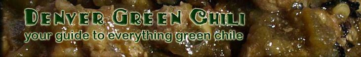 Rick's Plain Ol' Fryingpan Green Chili - Denver Green Chili
